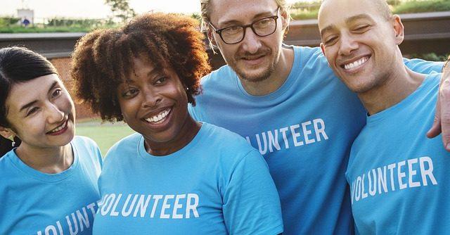海外志願者很容易